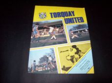 Torquay United v Wigan Athletic, 1980/81